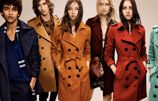 Burberry Launches Custom Trench Service