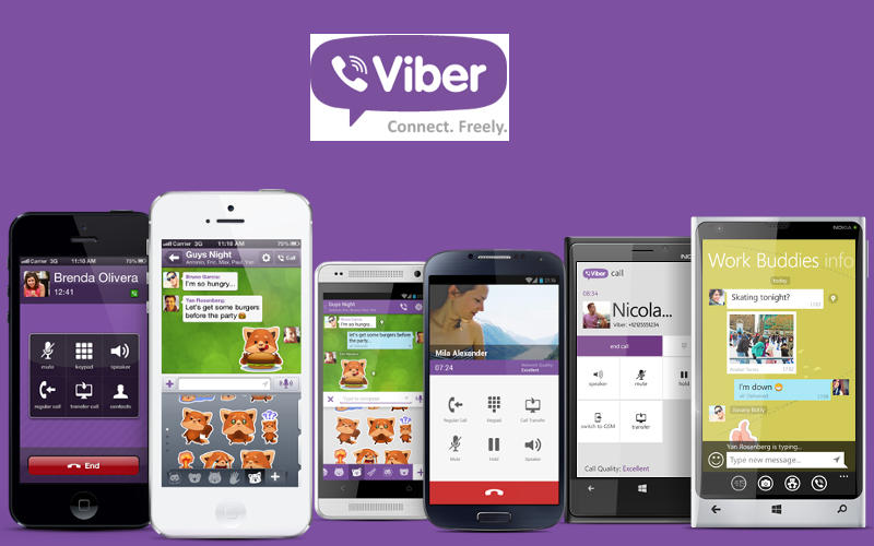 Viber: Who needs a cell phone plan anyway? – Digital