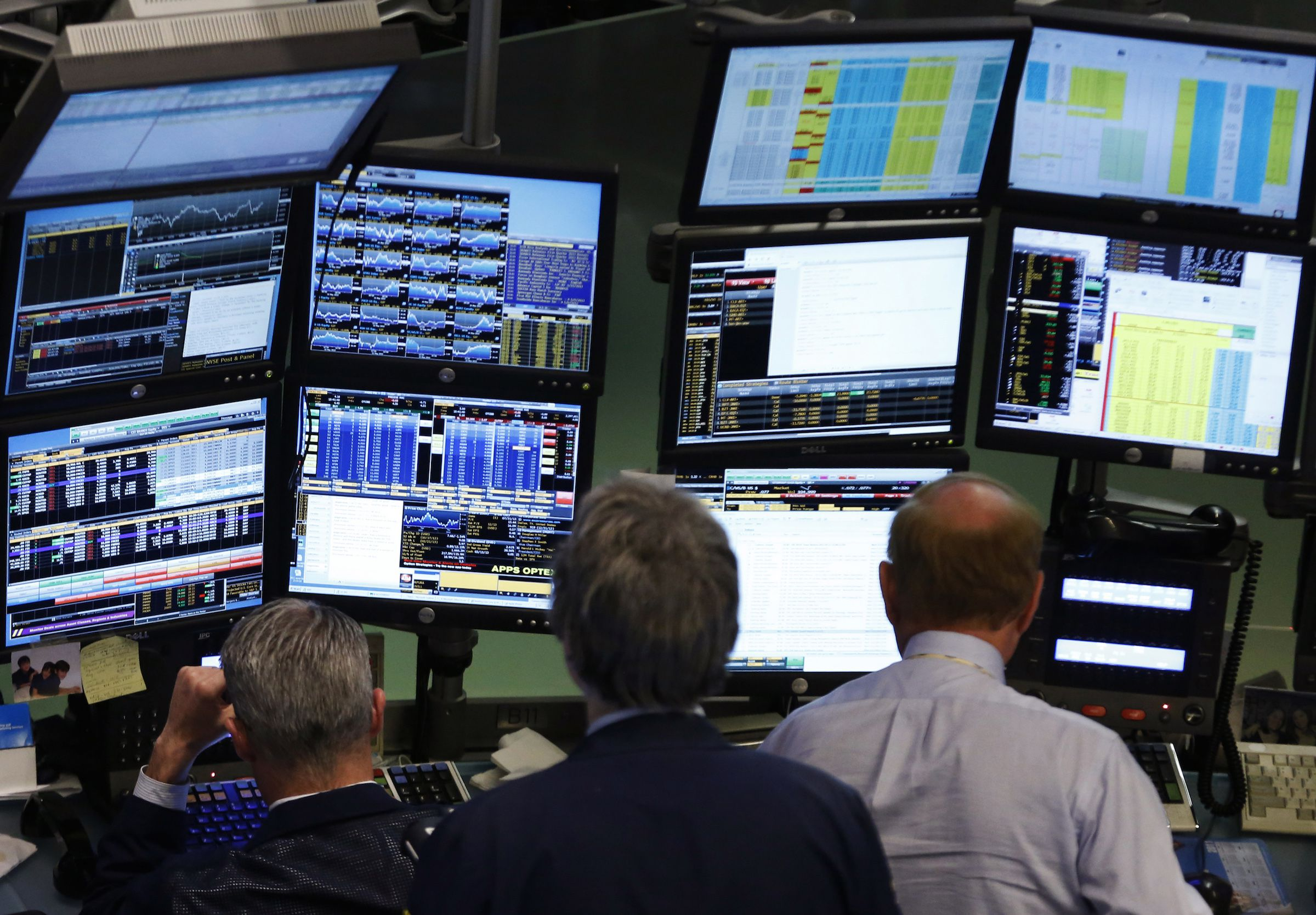 Is it looking terminal for the Bloomberg Terminal? – Digital