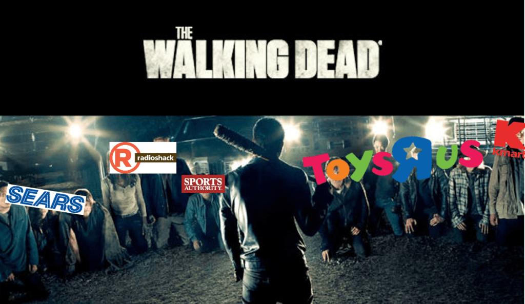 Walking Dead of Retailers image
