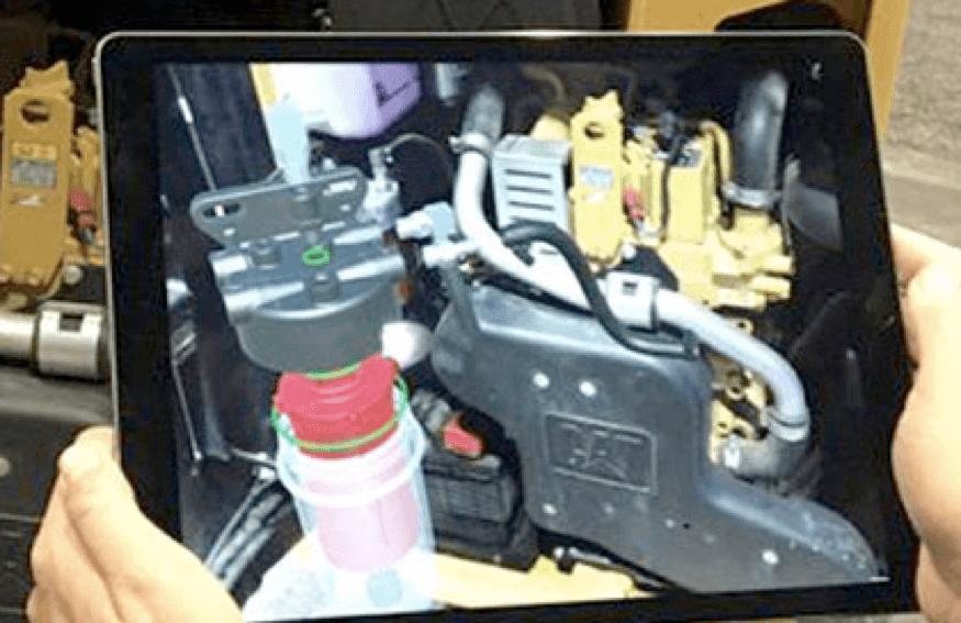 PTC's ThingWorx Studio: AR to Reduce Maintenance Time and