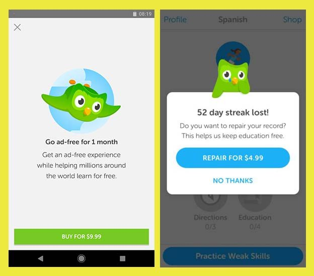 Learning New Lessons at Duolingo – Digital Innovation and