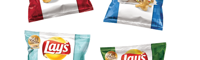 """Lay's Increases Sales by Asking Customers to """"Do Us a Flavor"""