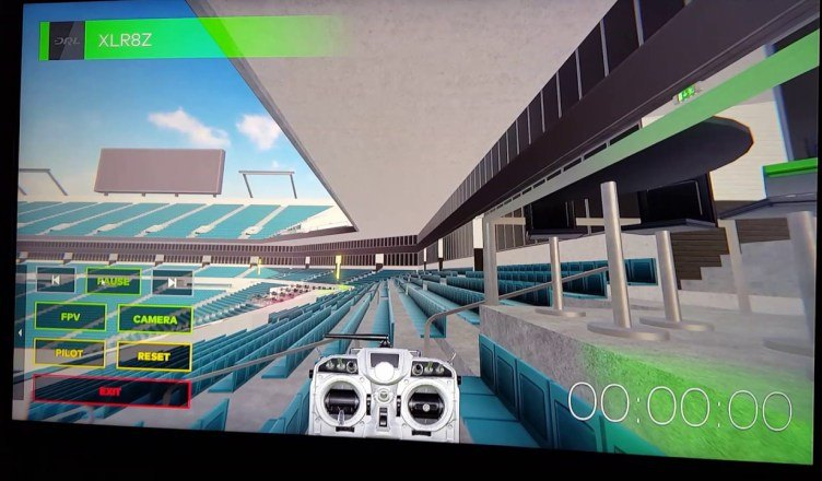 Drone Racing League – Digital Innovation and Transformation