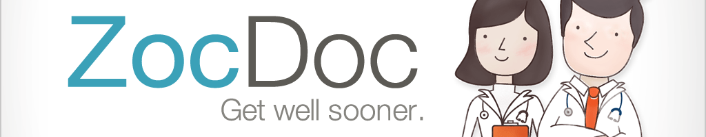 ZocDoc: Finding a doctor when you need one! – Digital