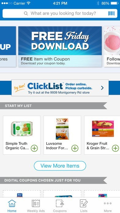 Kroger: Doubling down on data in the face of hungry