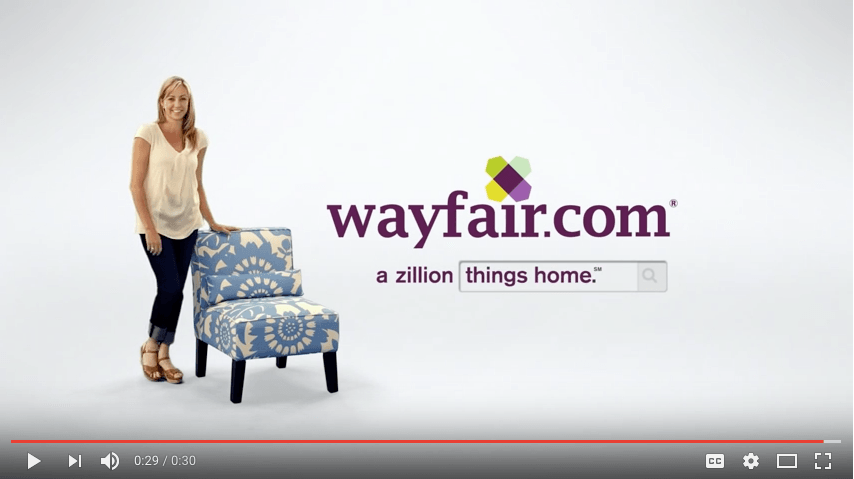 Wayfair – A Zillion Things Home – Digital Innovation and