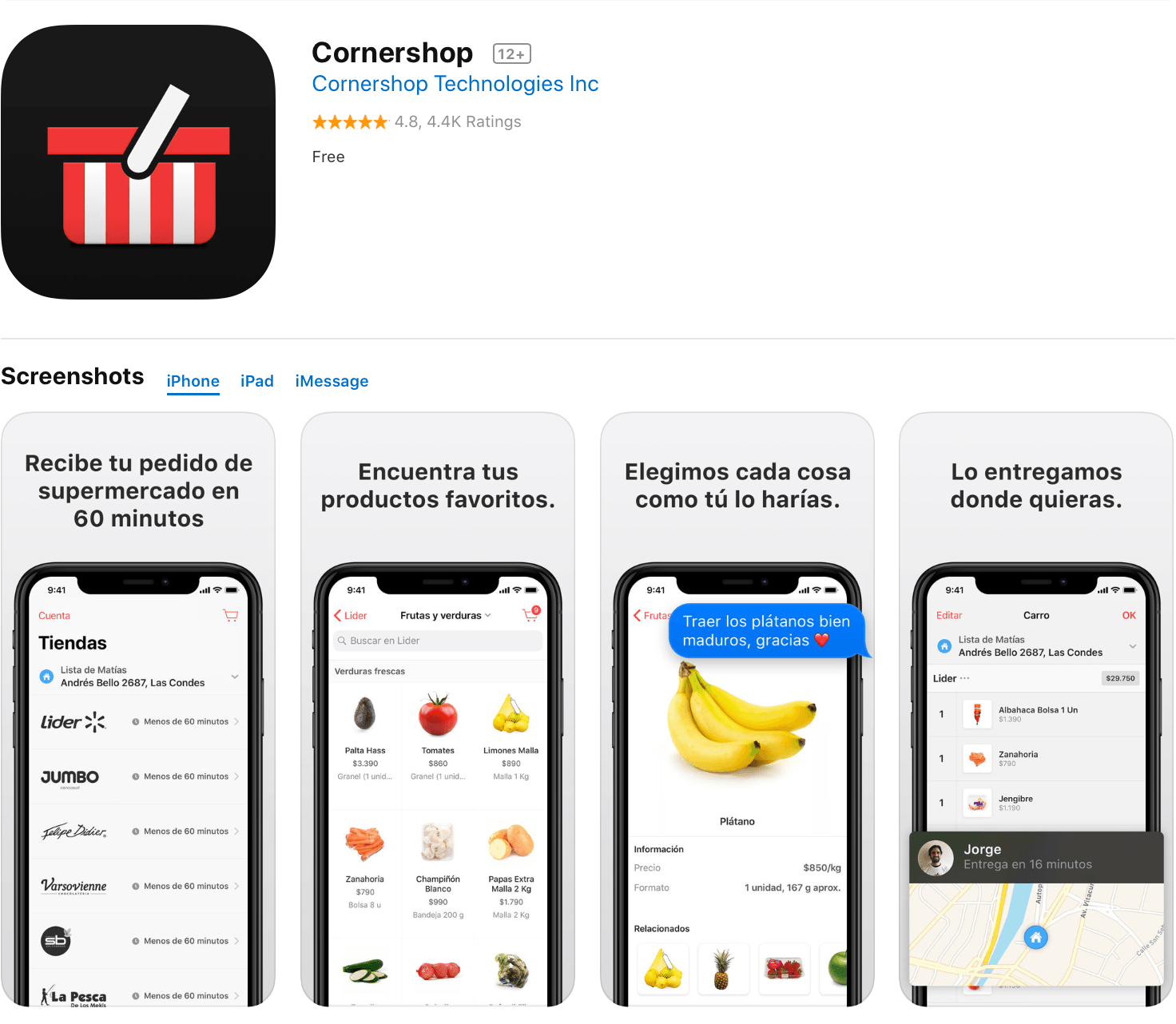 Cornershop: Disruptive Chilean E-Commerce Grocery – Digital