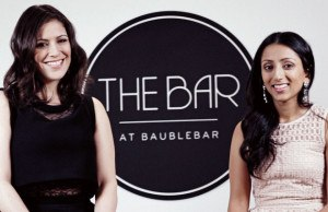 Co-founders Daniella Yacobovsky and Amy Jain