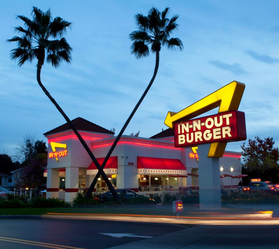 In-N-Out – The Freshest, Friendliest Fast Food - Technology and Operations  Management
