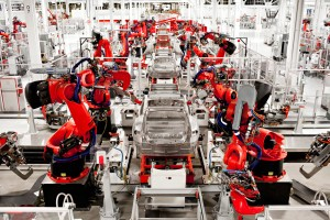 Model S Factory
