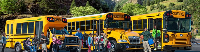 Blue Bird School Buses – Technology and Operations Management