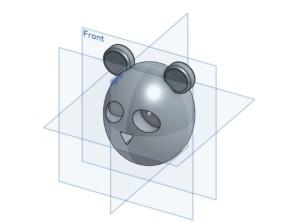 Panda_CAD_3D