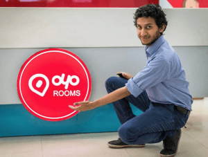 Ritesh Aggarwal, Founder of OYO rooms