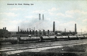 Standard Oil Rail Cars