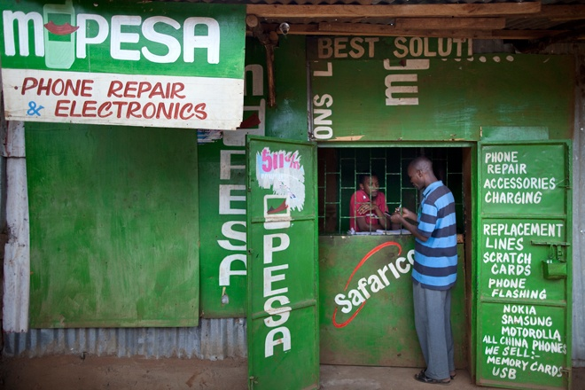 M-Pesa: a Mobile Money success story from Kenya - Technology and Operations  Management