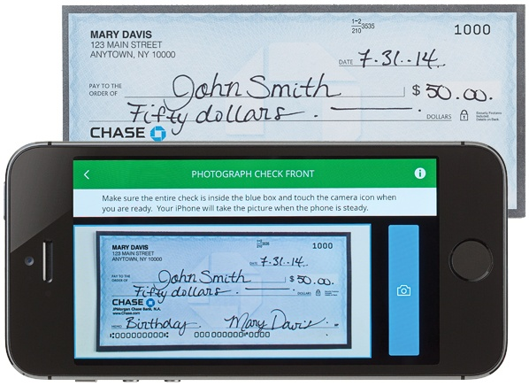 Chase Cashes in on Mobile Banking – Technology and