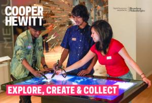 Cooper Hewitt Pen