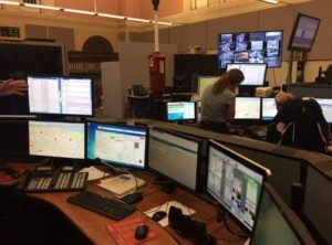 BFD dispatch, with BIS system