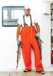 Cape Cod fisherman, Doug Feeney, thinks dogfish can help fix the commercial fishing industry