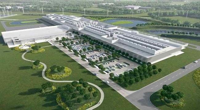 Facebooks planned data center in Ireland