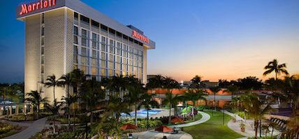 MARRIOTT INTERNATIONAL: NO RESERVATIONS ABOUT CLIMATE CHANGE