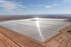 noor power plant Morocco
