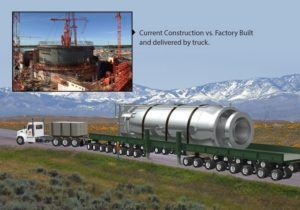 nuscale-trucking-part-of-nuclear-reactor