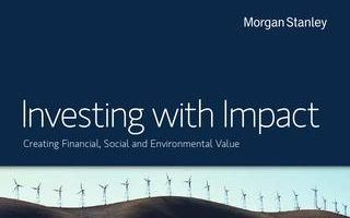 Morgan Stanley's Attempt to Capitalize on Climate Change