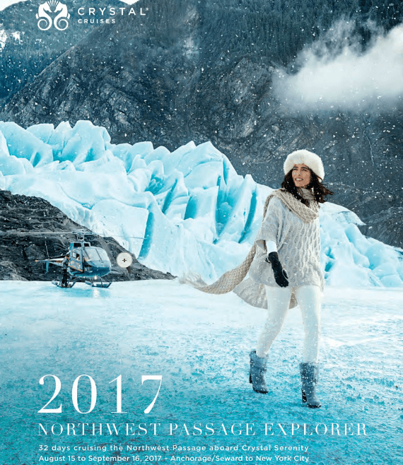 2017 Northwest Passage Brochure Cover