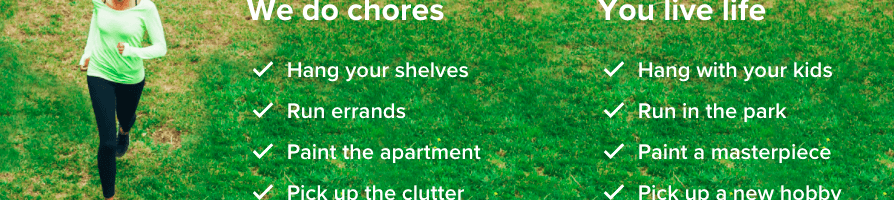 TaskRabbit: Say to No to Chores – Technology and Operations
