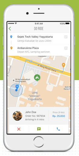 Go-jek or go home – Technology and Operations Management