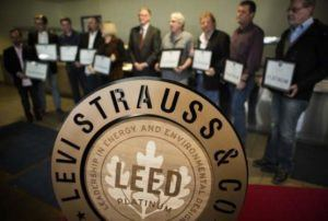 Leadership in Energy and Efficient Design (LEED) Certifications by US Green Building Council for Headquarters and Distribution Buildings