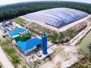 Biogas Capture Facility