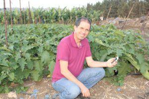 CropX: Mobile On demand Irrigation