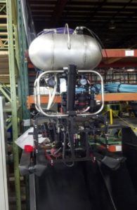 Exelon Nuclear Plant Servicing Robot. Image Credit: Duke Energy, Exelon, NIST. August 25, 2016. Retrieved from