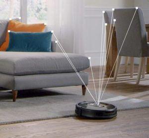 Roomba 980 Visual Localization