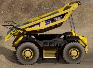 komatsu-innovative-autonomous-haulage-vehicle