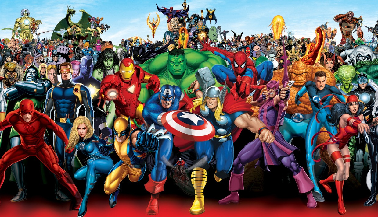 In a digital universe full of Marvel – Technology and