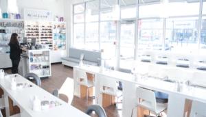 A Miniluxe Salon in Boston