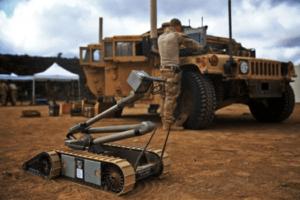 iRobot SUGV PackBot