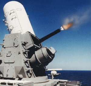 Navy's Phalanax Close-In Weapons System