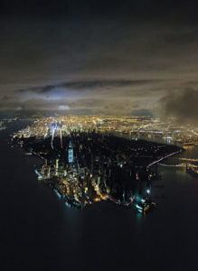 New York after Superstorm Sandy. Source: NYMag