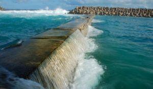 Maldives Sea Wall
