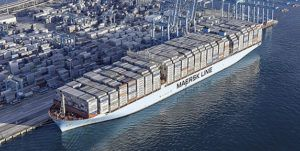 "Source: Maersk, ""Vessels, Rigs, Platforms, and Terminals,"" http://www.maersk.com/en/hardware"