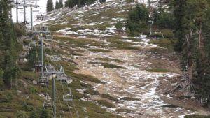 Figure 2: Drought Conditions in California Ski Resorts