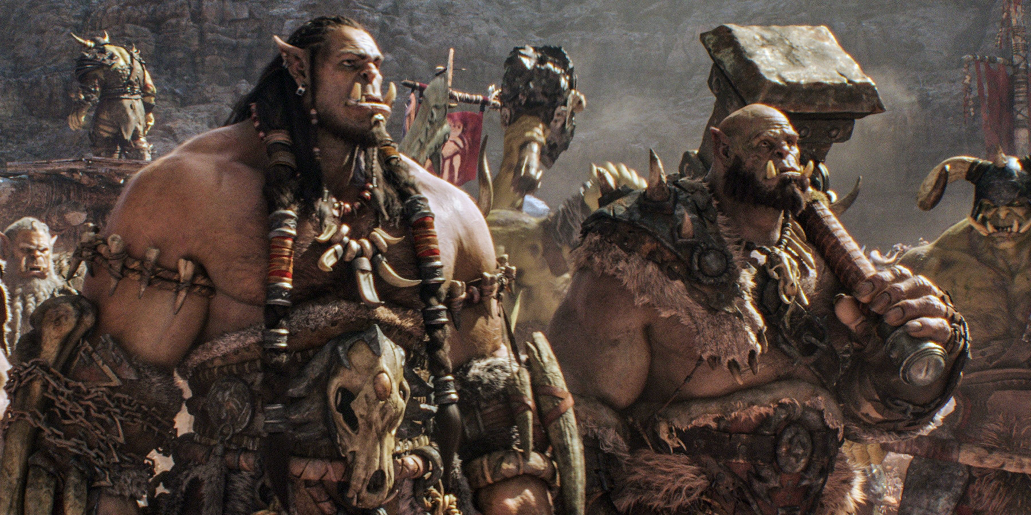 A scene from Warcraft, a 2016 film co-produced by Blizzard Entertainment and based on one of its original IPs. The film grossed $433 million in the global box office.