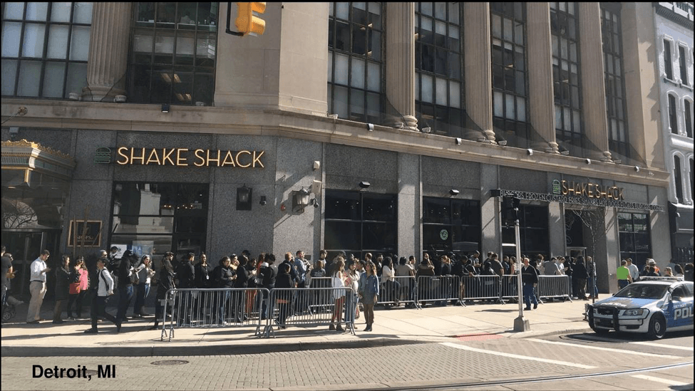 SHAKE SHACK: IS 'ENLIGHTENED HOSPITALITY' BECOMING