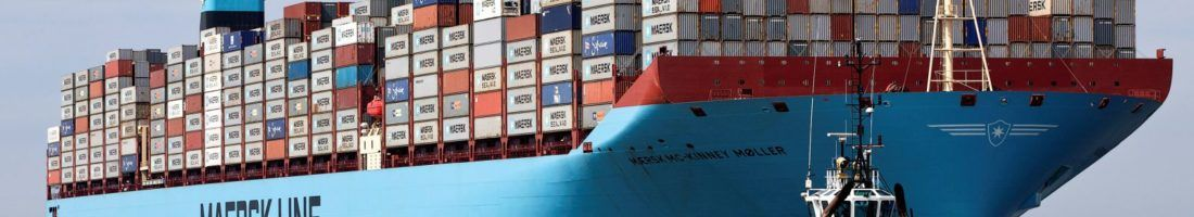 Maersk – reinventing the shipping industry using IoT and blockchain