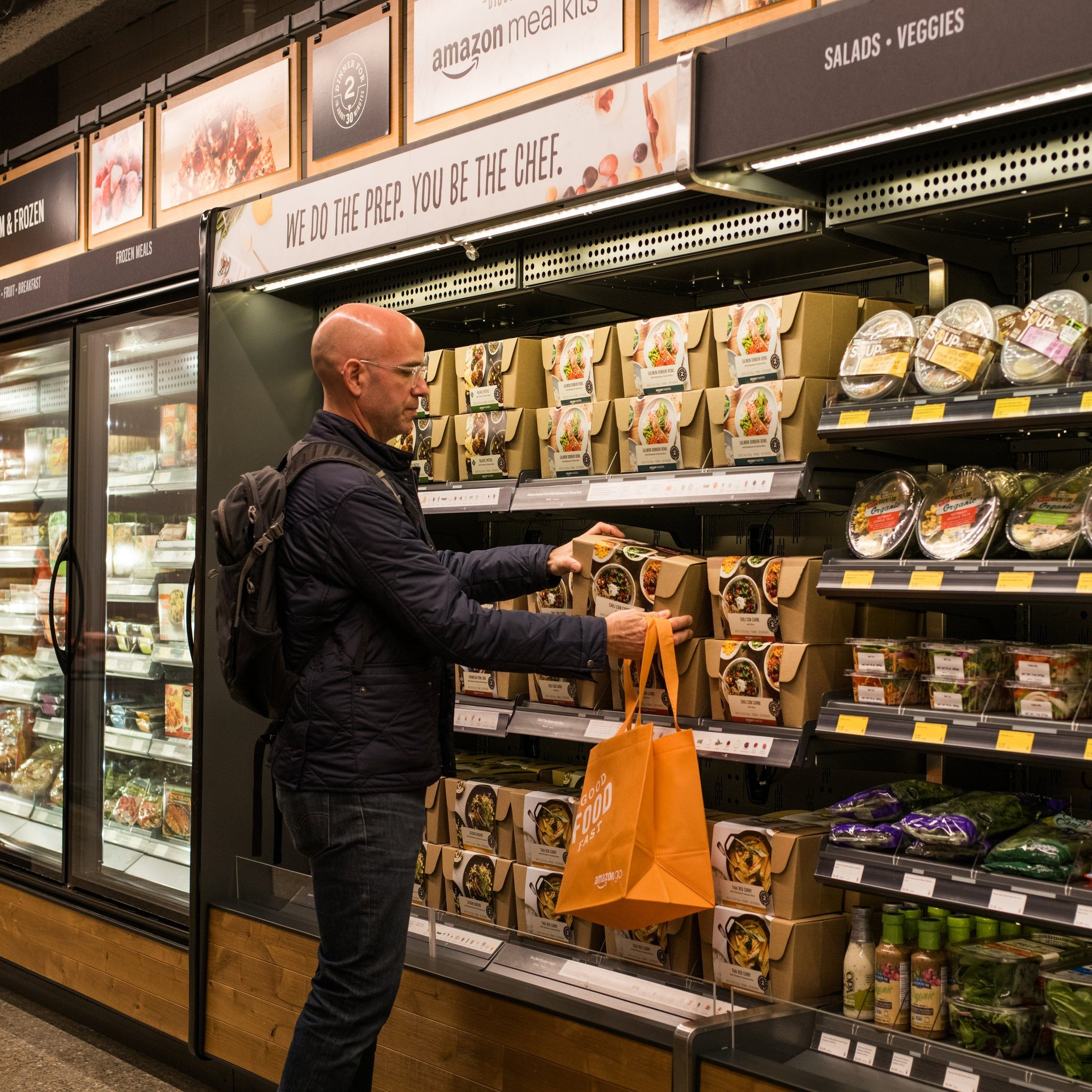 Amazon Go The Future Of Retail Technology And Operations
